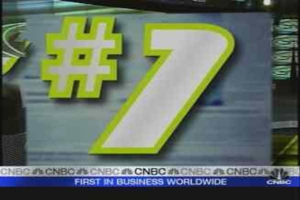 The Top Three #1