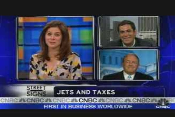 Jets & Taxes