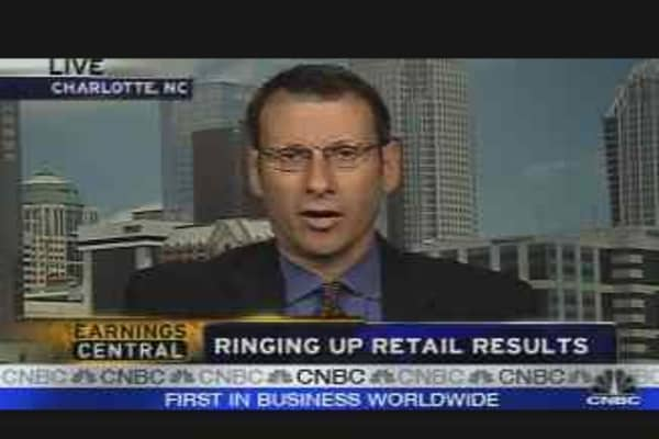 Retail Earnings Kick-Off