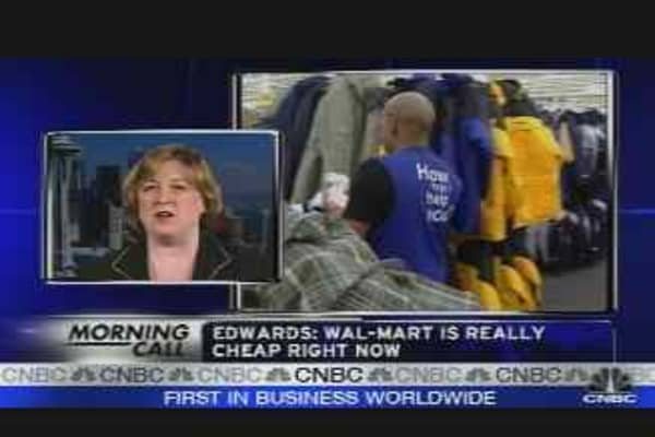 Should You Buy Wal-Mart?