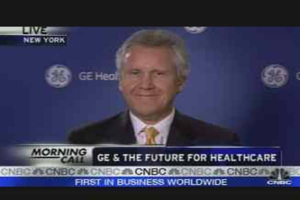 GE & the Future of Healthcare