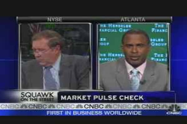 Market Pulse Check