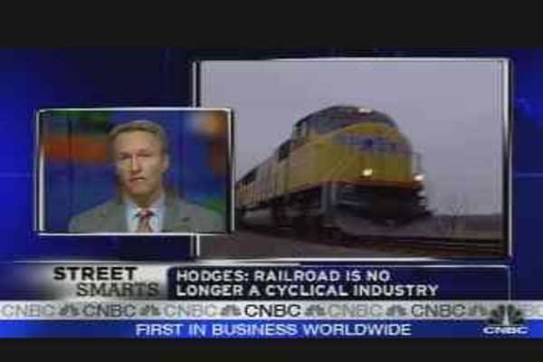 Railroads Back on Track