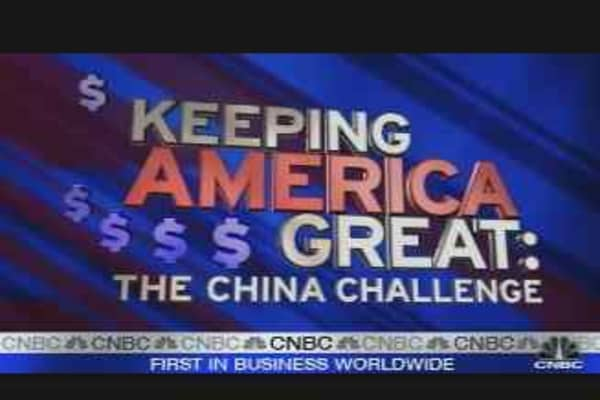 U.S.-China Trade Wrap-Up