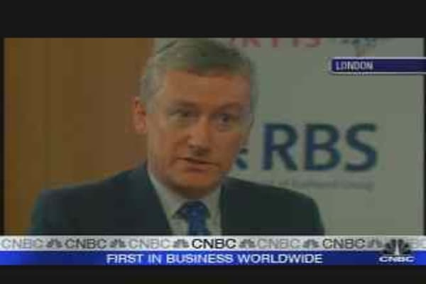 RBS CEO on ABN Deal