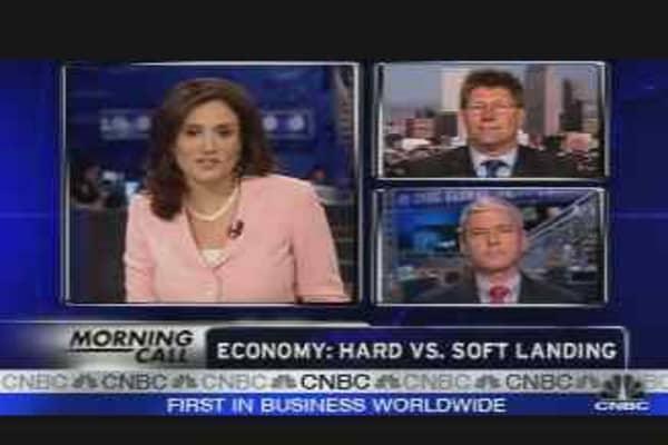 Hard vs. Soft Landing