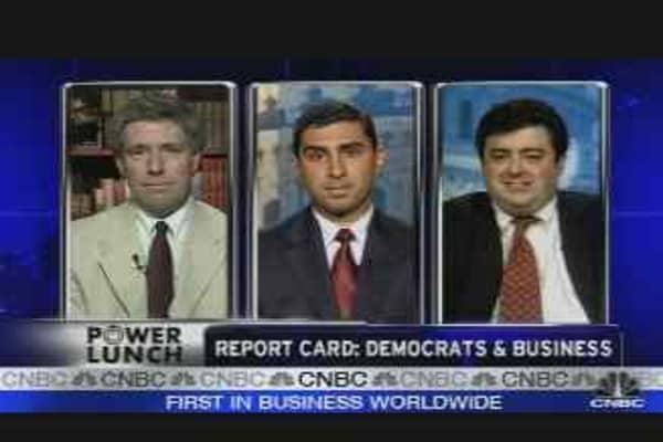 Democratic Report Card