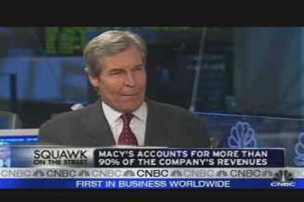 Macy's CEO