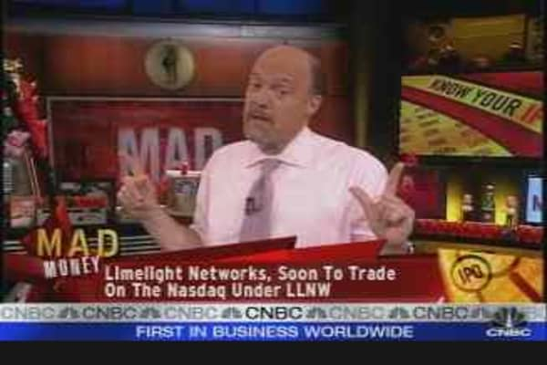 Know Your IPO: Limelight Networks