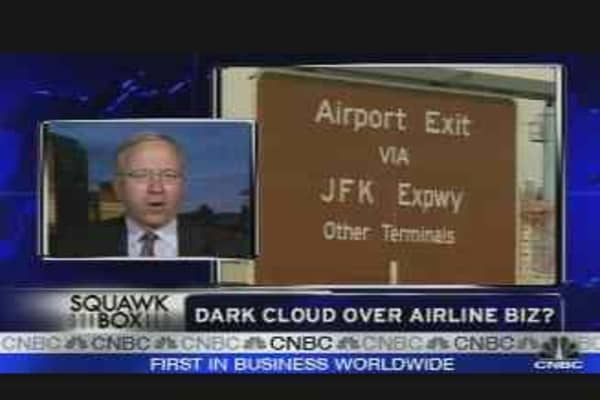 Dark Cloud Over Airlines?