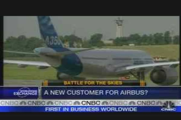 A New Customer for Airbus?