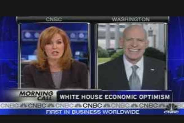 White House Economic Outlook