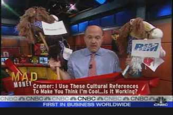 Tech's Four Horsemen (pt.1)