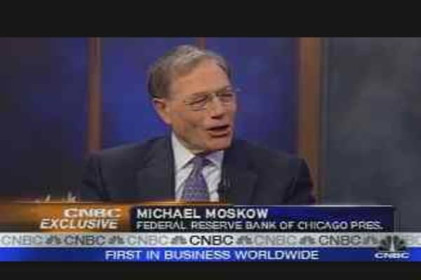 Michael Moskow Exclusive (pt.1)