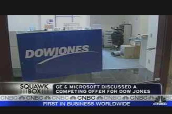 GE & Microsoft Bid