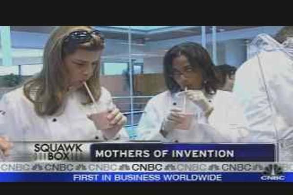 McDonald's Moms