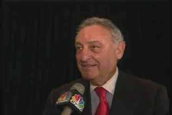 Sandy Weill Interview