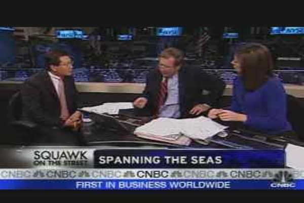 Spanning the Seas