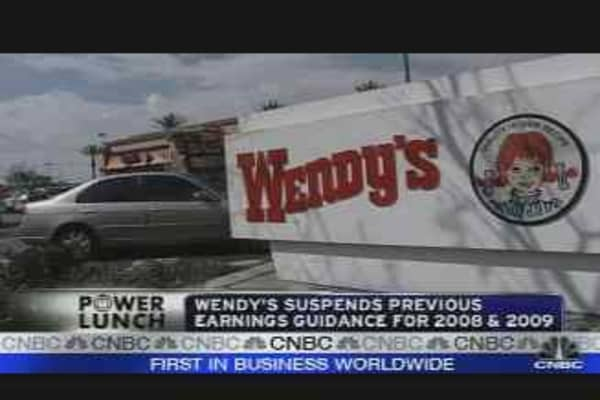 Wendy's for Sale