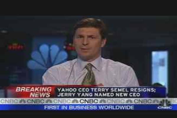 Yahoo Analysis