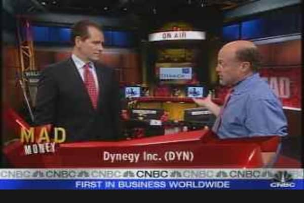 Dynegy CEO Speaks