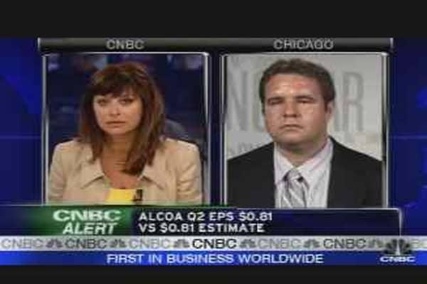 Alcoa Earnings