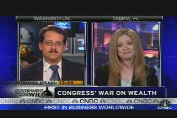 Congress' War on Wealth