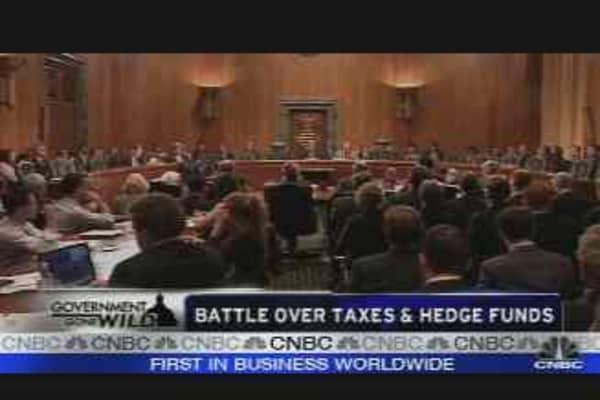 Hedge Fund Hearing Update