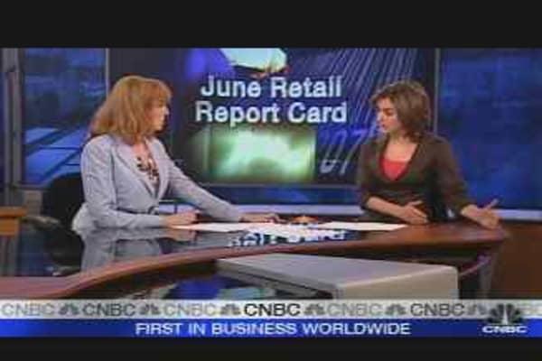 June Sales: Winners & Losers