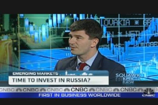 Time to Invest in Russia?