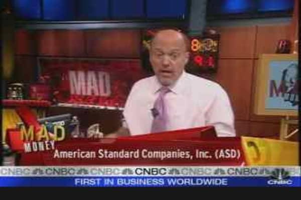 American Standard Chmn. & CEO