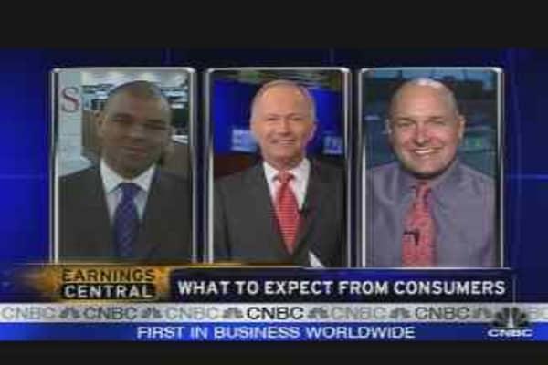 Consumer Goods Earnings