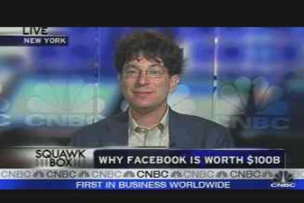 Value of Facebook