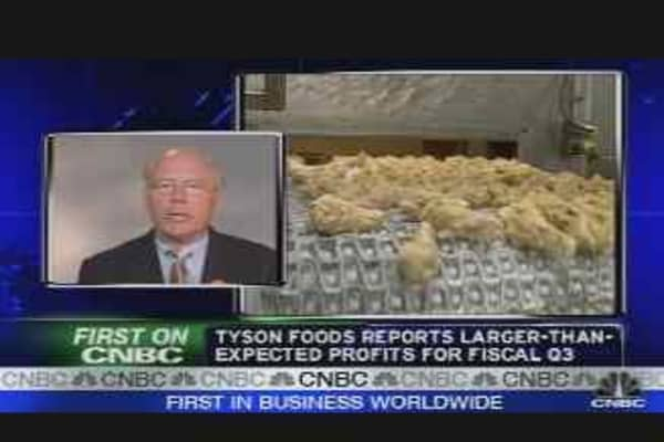 Tyson Foods: Fat Profits