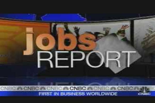 Breaking News: Jobs Report