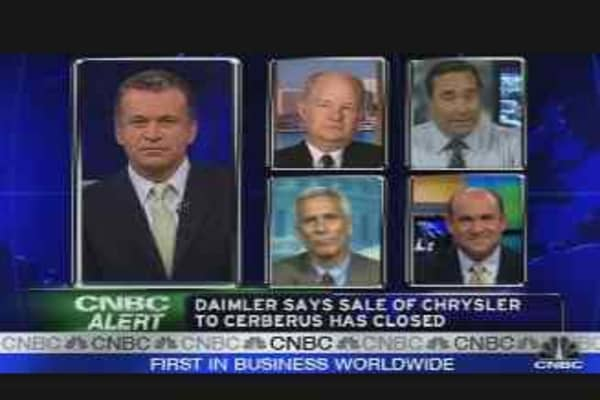Cerberus Jumpstarting Chrysler