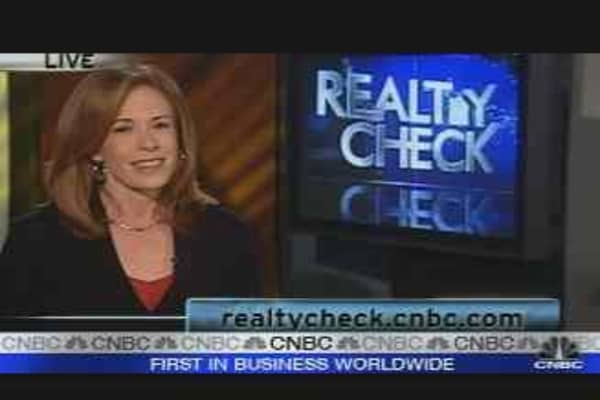 Realty Check: Home Mortgage Crisis