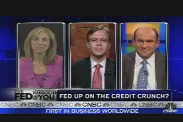 What Credit Crunch?