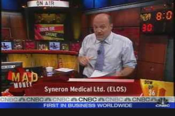 Spotlight on Syneron