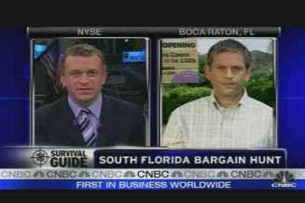South Florida Bargain Hunt