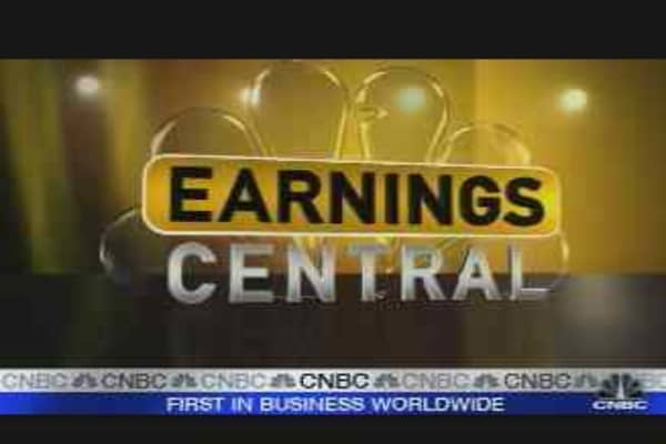 Blackstone Earnings