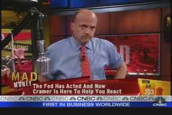 The Fed Blinks, Pt. 2