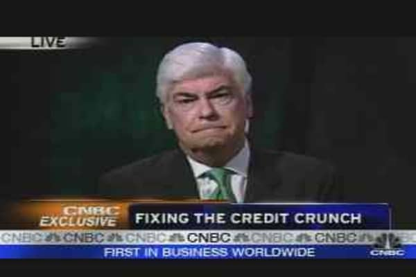 Sen. Dodd & the Fed