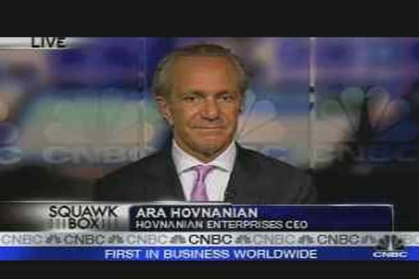 Hovnanian CEO