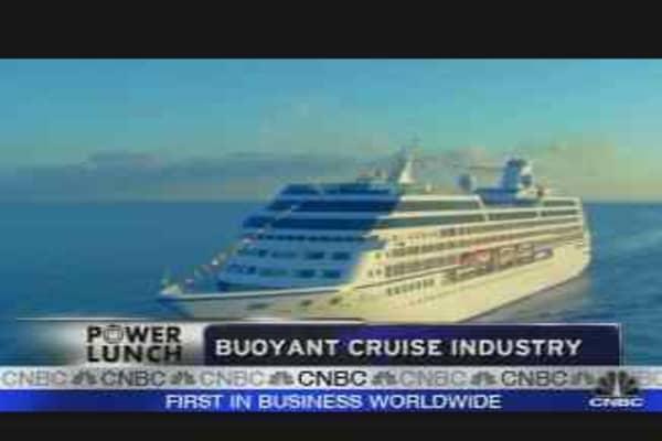 Buoyant Cruise Industry