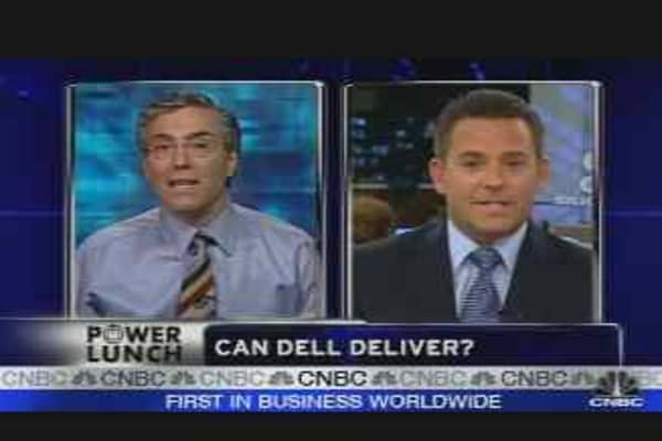Can Dell Deliver?