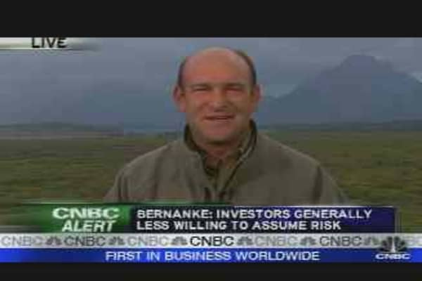 Bernanke's Words