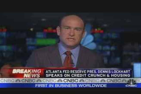 Atlanta Fed Pres. Speaks