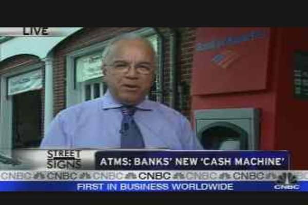 ATM Fees Reach $3