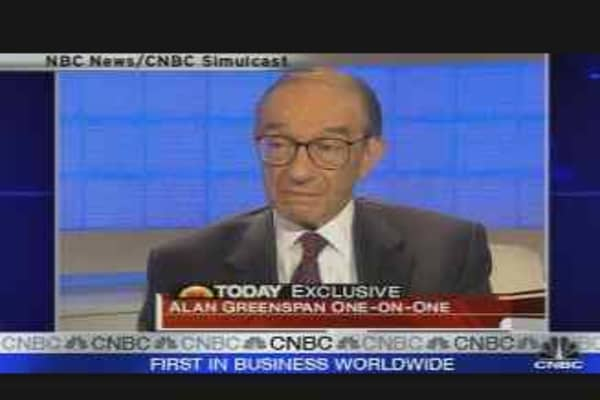 Greenspan Speaks